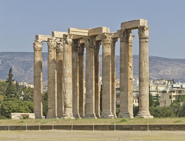 Đền thờ thần Zeus1