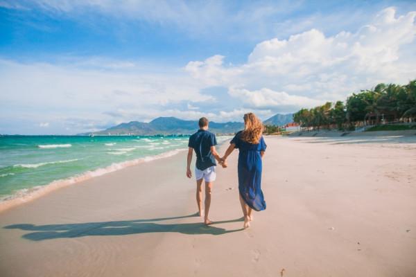 Trải nghiệm Nha Trang - bờ biển cát trắng nắng vàng