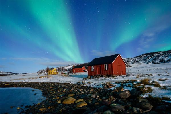 Bắc cực quang1