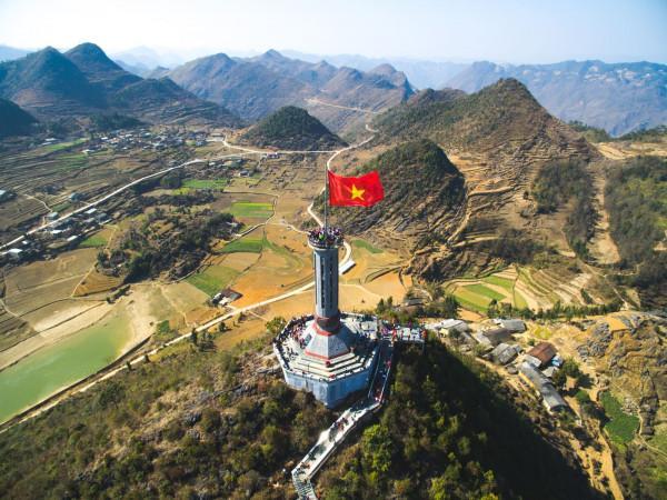 Cột cờ Lũng Cú1