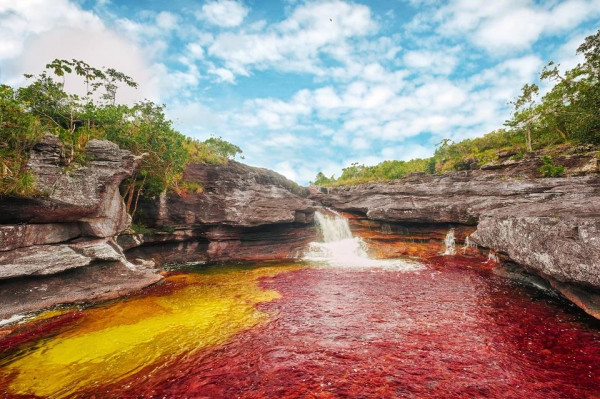 Dòng sông Cano Cristales