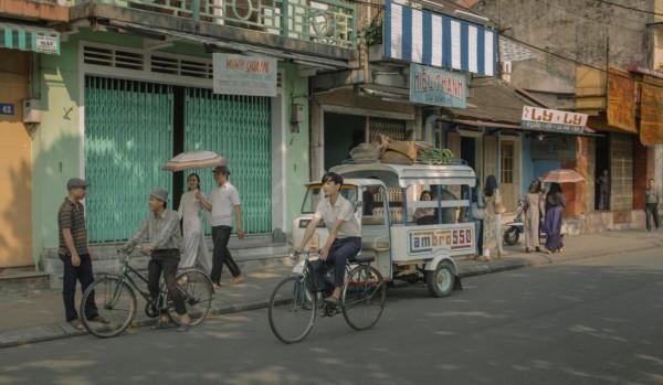 Góc phố ở đường Huỳnh Thúc Kháng