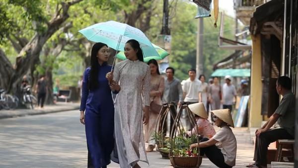 Góc phố ở đường Huỳnh Thúc Kháng1