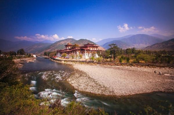 Pháo đài Punakha