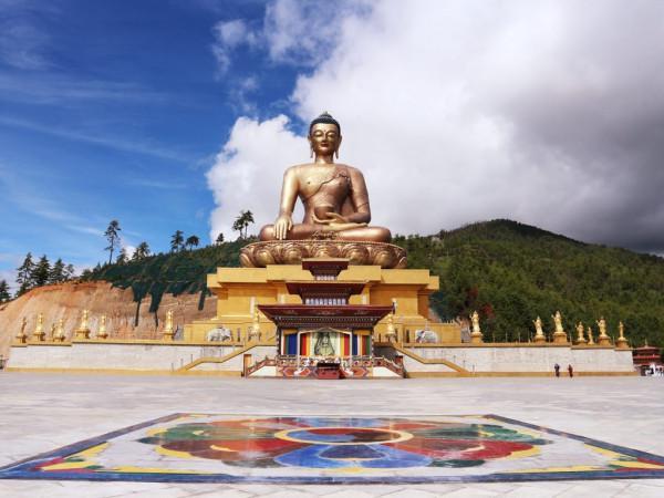 Vé máy bay đến với thiên đường hạnh phúc ở Bhutan