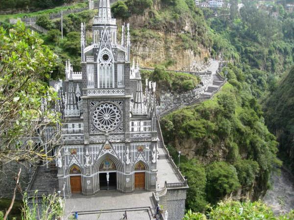 Thánh đường Las Lajas1