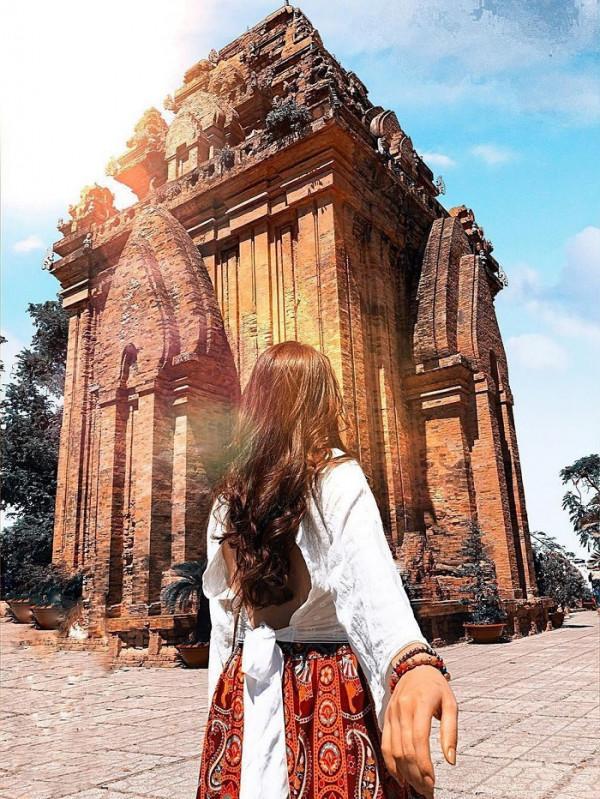 Tháp Bà Ponagar 1