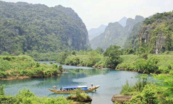 Vườn quốc gia Phong Nha – Kẻ Bàng1