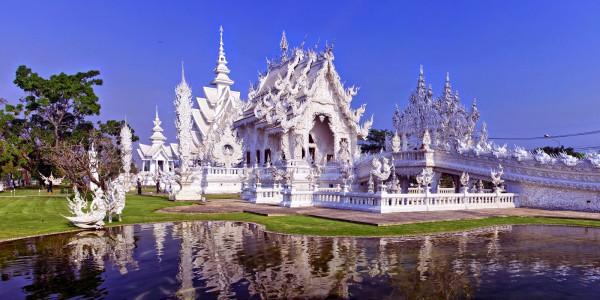 Vé máy bay giá rẻ chiêm ngưỡng thành phố Chiang Mai