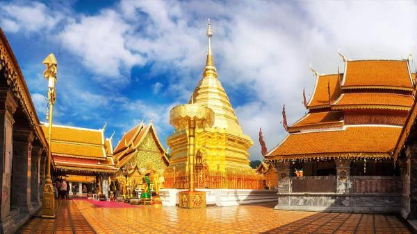 Chùa Wat Phra That Doi Suthep