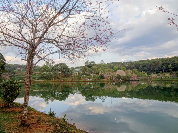 Hồ Đắk Ke1
