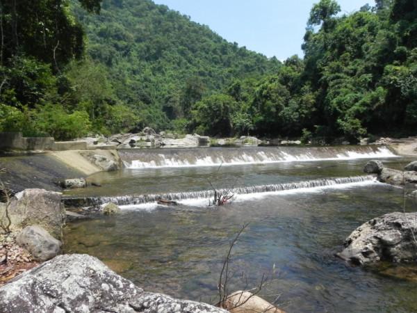 Khu du lịch sinh thái Khe Rỗ2