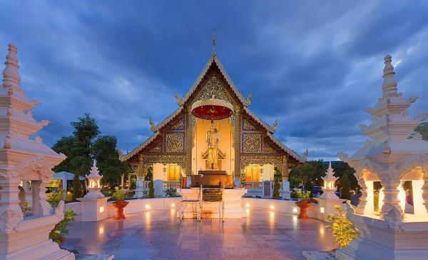 Phu Ping Palace