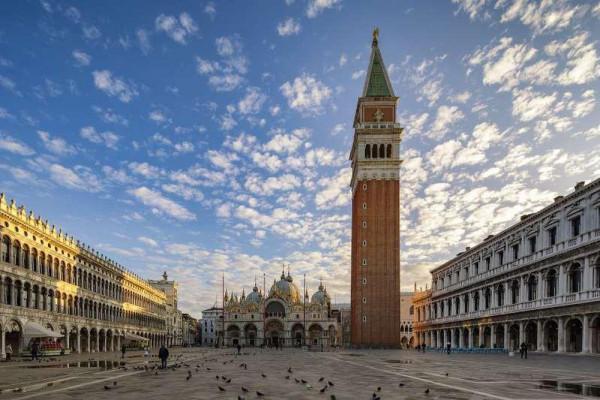 Quảng trường Piazza San Marco1