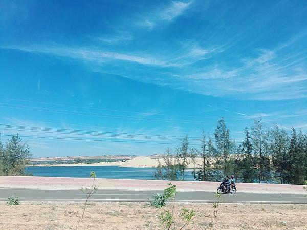 Trải nghiệm khung cảnh tự nhiên xinh đẹp ở Phan Thiết