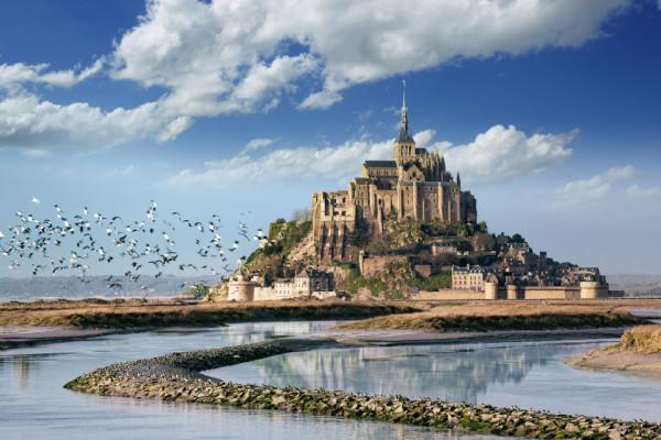 Đảo Mont Saint-Michel