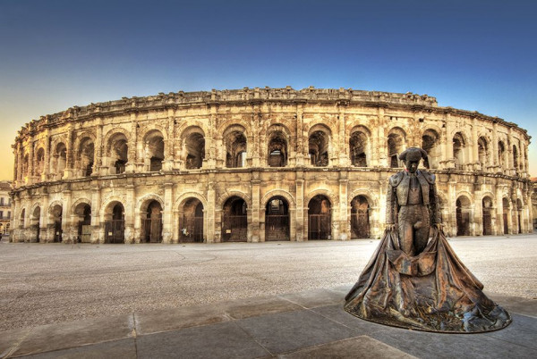 Đấu trường La Mã Nimes Arena