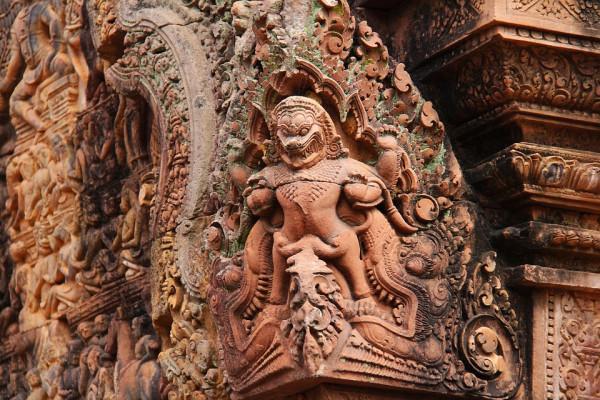 Đền Banteay Srei1