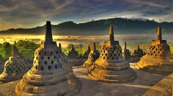Đền Borobudur1