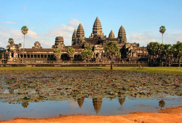 Đặt vé máy bay tìm hiểu những điểm đến văn hóa ở Campuchia