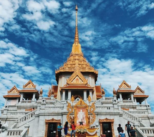 Bangkok – thủ đô không thể thiếu khi du lịch Thái Lan
