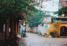 Vé máy bay giá rẻ điểm qua những nét cổ xưa ở Hà Nội