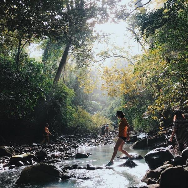 Trải nghiệm tuyệt vời ở Vườn Quốc gia Bù Gia Mập