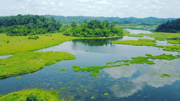 Vườn Quốc gia Nam Cát Tiên.1