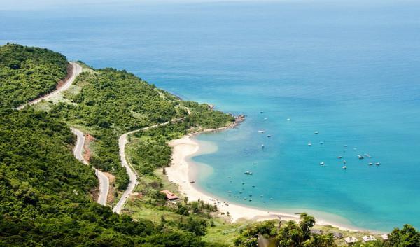 Vẻ đẹp tự nhiên của bán đảo Sơn Trà
