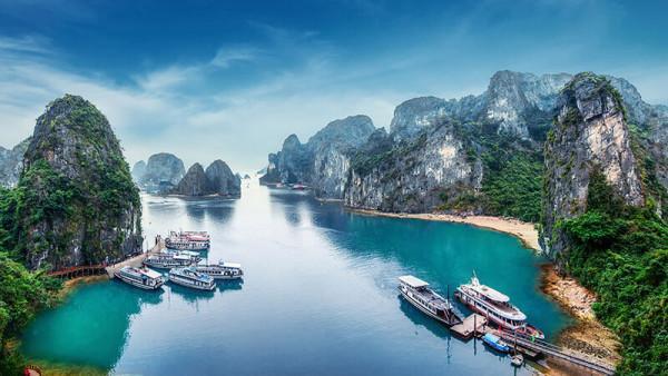 Đặt vé máy bay check in những điểm du lịch đẹp ở Việt Nam