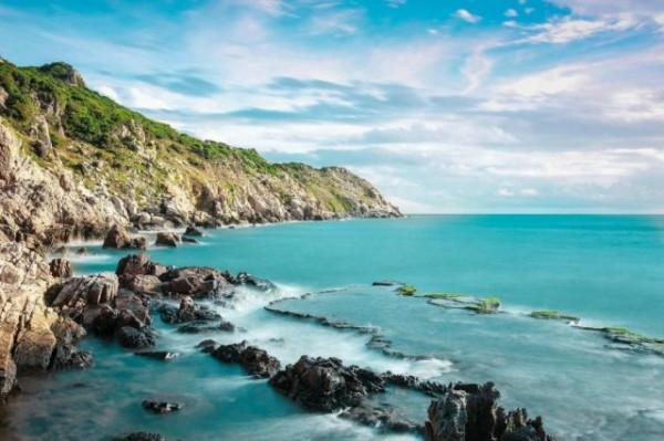 Bãi biển Ninh Chữ1