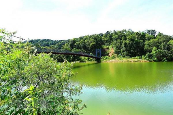 Khu du lịch Hồ Pá Khoang3