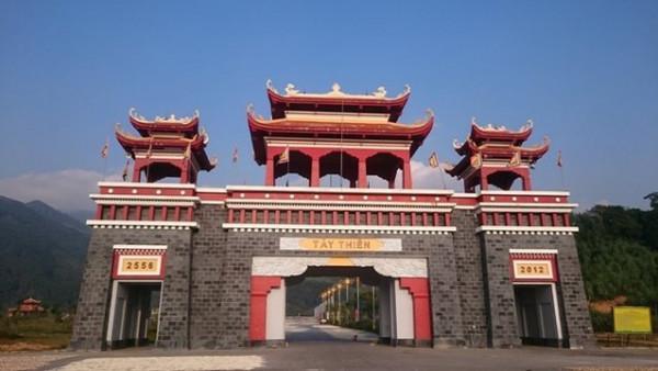 Lễ hội Tây Thiên1