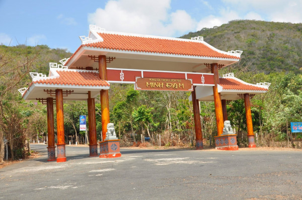 Núi Minh Đạm1