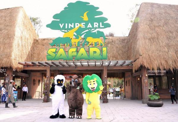 Sở thú Safari