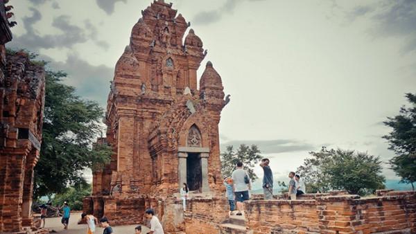 Tháp Chàm Poshanư1