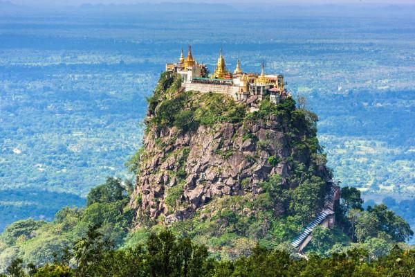 Top những điểm đến hút hồn du khách tại Myanmar
