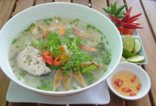 Đặt vé máy bay thưởng thức ẩm thực Nha Trang