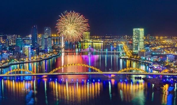 Cầu rồng là nơi diễn ra sự kiện nổi bật ở Đà Nẵng