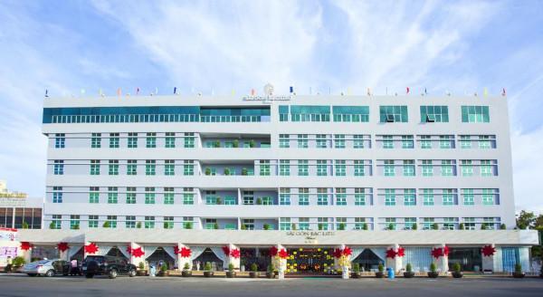 Saigon Bac Lieu Hotel