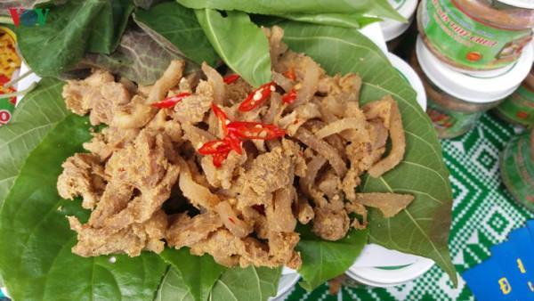 Thịt lợn muối chua Long An