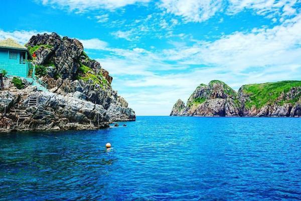 Đảo Hòn Mun3