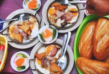 Thưởng thức những món ăn ngon tại Hồ Chí Minh