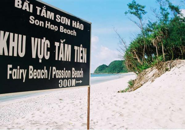 Bãi Sơn Hào