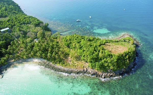 Trầm trồ trước vẻ đẹp của thiên đường biển Phú Quốc