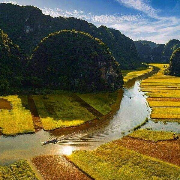 Bao lâu rồi bạn chưa du lịch Ninh Bình?