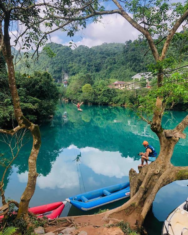 Những địa điểm du lịch mới toanh ở Quảng Bình