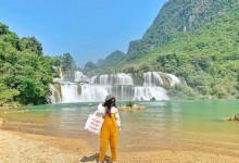 Vẻ đẹp bình yên của làng quê bắc bộ Cao Bằng