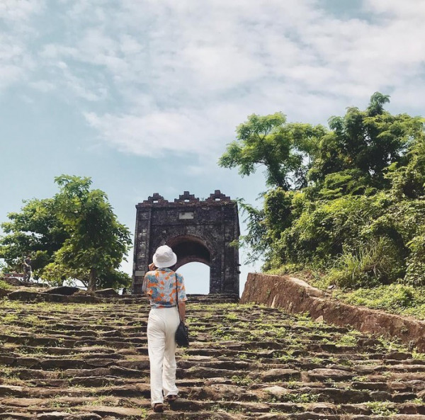 Đèo Ngang- Hoành Sơn Quan