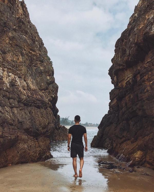Bãi biển Đá Nhảy